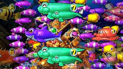 魚群 大海 物語 4