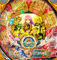 "CR聖闘士星矢4 The Battle of ""限界突破"",せいんとせいや ばとるおぶげんかいとっぱ"